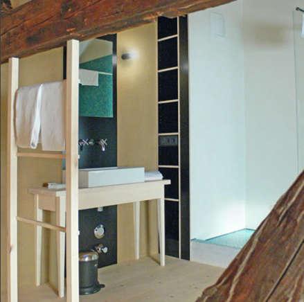 Storage Hotel Berge Towel Ladders portrait 5
