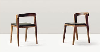 Belgium Week Berteau Chair portrait 4
