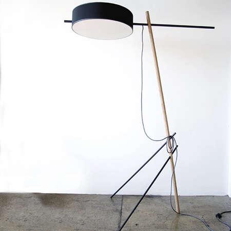 Lighting Excel Floor Lamp by RBW portrait 3