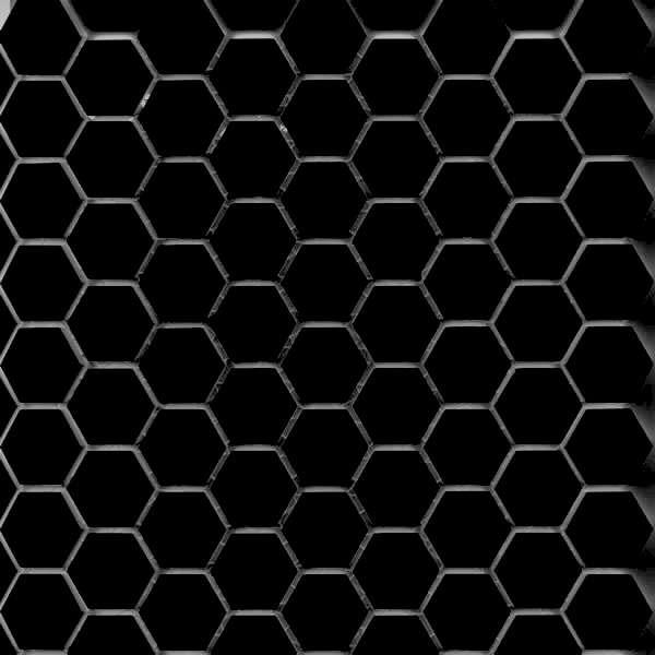 Tile  Countertop Basic Black Mosaic Tiles portrait 5