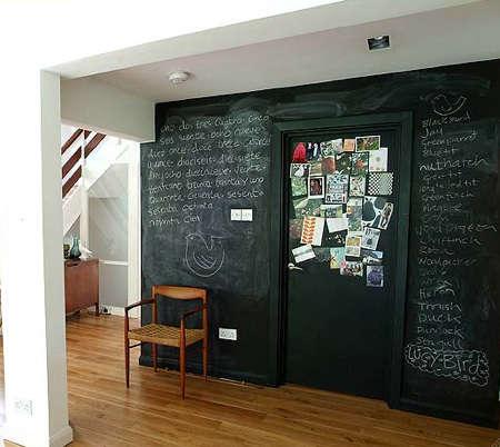Palette  Paints Chalkboard Walls portrait 3