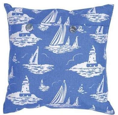 boat blue pillow cath kidston