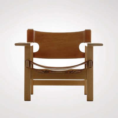 boerge mogensen spanish chair