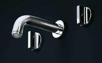 10 Easy Pieces Modern WallMounted Bath Sink Faucets portrait 5