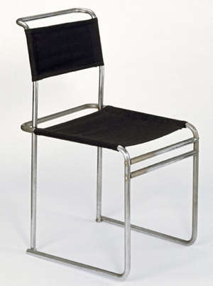 Furniture Marcel Breuer Chairs portrait 5
