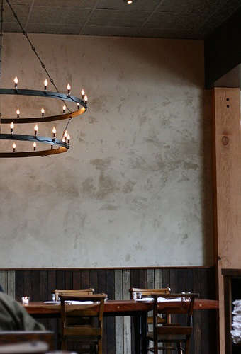 Lighting Industrial Chandelier by Form and Reform portrait 3