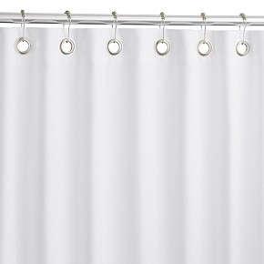 Bath Natural Shower Curtain Roundup portrait 3
