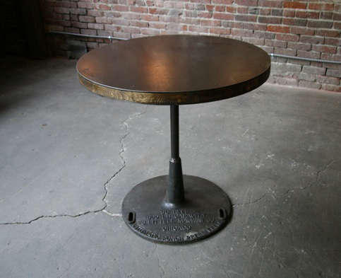 cleveland art round table