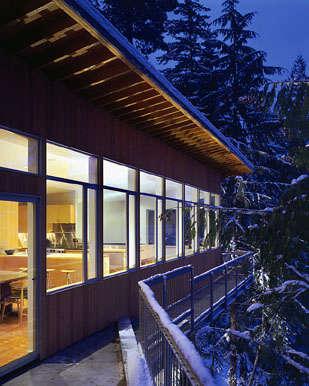 Architect Visit Eric Cobb Cascade Lake House portrait 3
