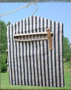 Storage Clothes Pin Bag portrait 3