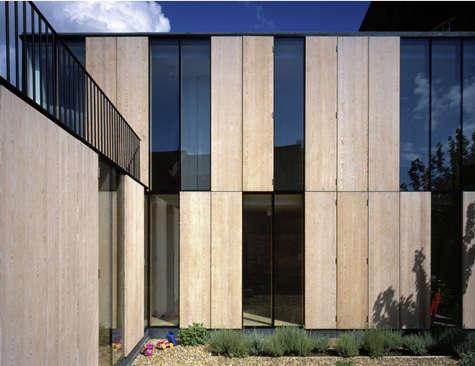 Architect Visit Jonathan Tuckey Design in London portrait 9