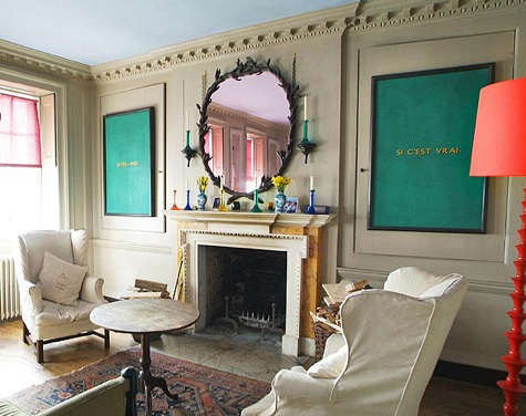 House Call Marianna Kennedy in London portrait 5