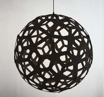 Lighting Black Coral Pendant Lamp portrait 3