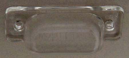 crown city glass bin pull