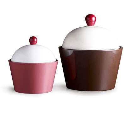 Holiday Gift Cupcake Canisters portrait 3