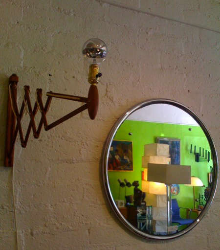 danish wall lamp