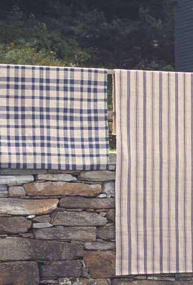 dash and albert striped rug and plaid rug