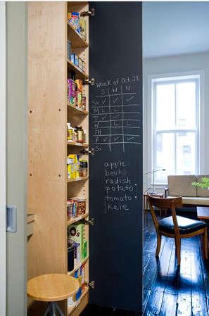 delson sherman harlem brownstone blackboard