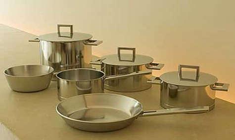 demeyere cookware john pawson set