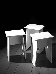 Furniture Simple Stool by Ron Gilad portrait 4_12