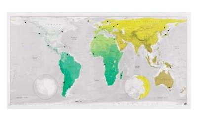 dwr map