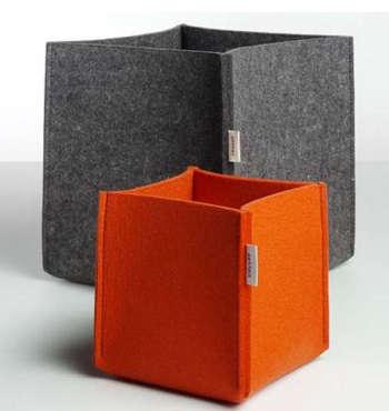 Storage Felt Boxes portrait 4