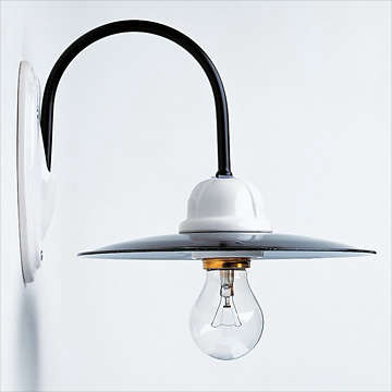 enamel ceramic wall lamp bolich