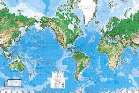 environmental graphics map