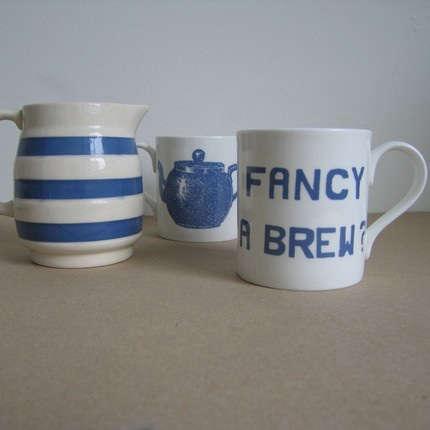 fancy a brew cup