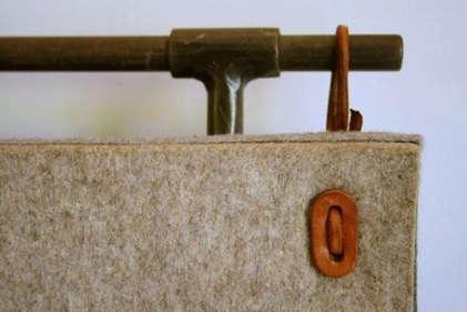 felt headboard detail jim zivic