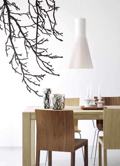 ferm living branches decal