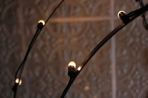 form and reform lighting detail