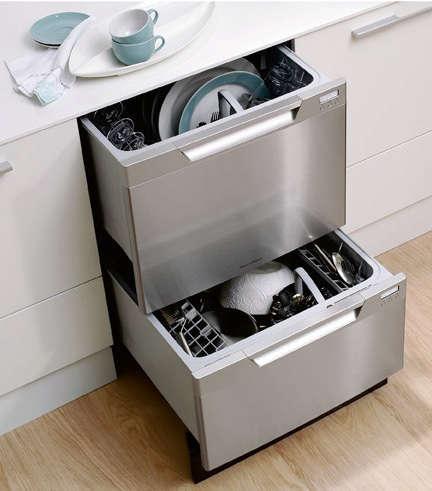 fp tall dish drawer