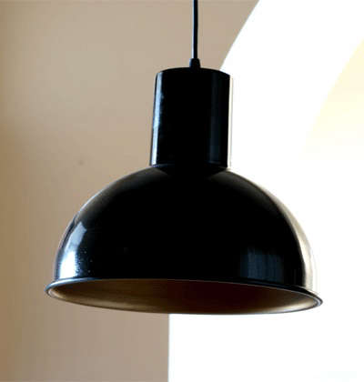 french house industrial penant lamp