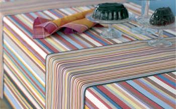 Fabrics  Linens Summer Stripes portrait 8
