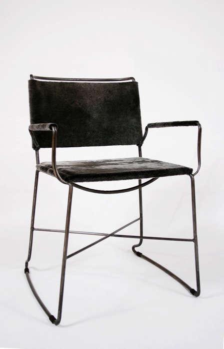 Furniture SheepskinCovered Seating portrait 11