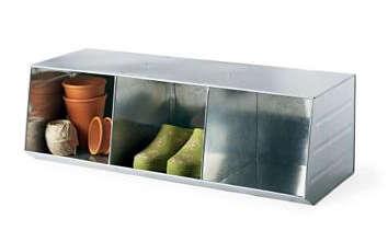 galvanized box smith hawken
