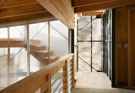 Architect Visit Balance Associates Garage portrait 7