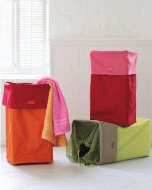 garnet hill laundry box