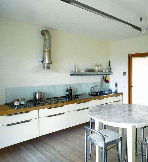 Kitchen Glass Backsplash portrait 3