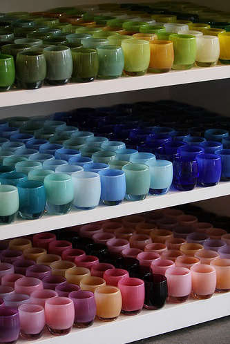 Shoppers Diary Glassybaby in Seattle portrait 8