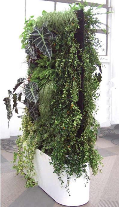 ICFF Report Greenwork Living Wall portrait 3