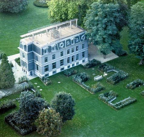 Hotels  Lodging Groenhoven Estate in Belgium portrait 3