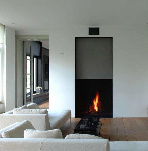 groenhoven living room fire
