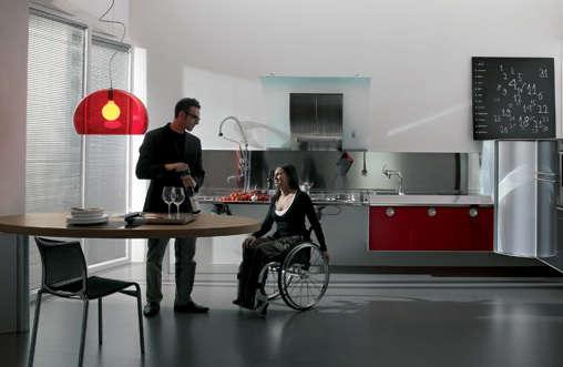 Kitchen Valcucine Hability portrait 3