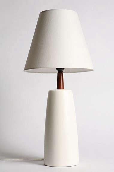 half and half lampbase