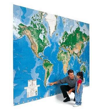 hammacher schlemer map