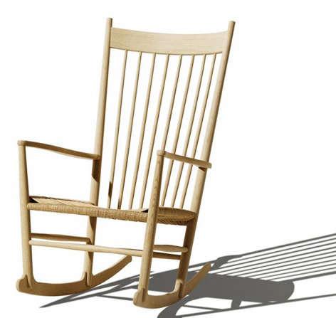 hans wegner rocking chair 2