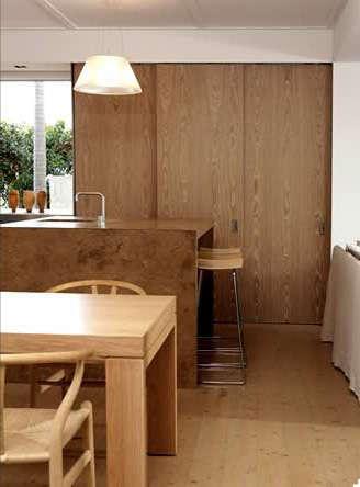 Kitchen Modern Wood Kitchen Roundup portrait 10