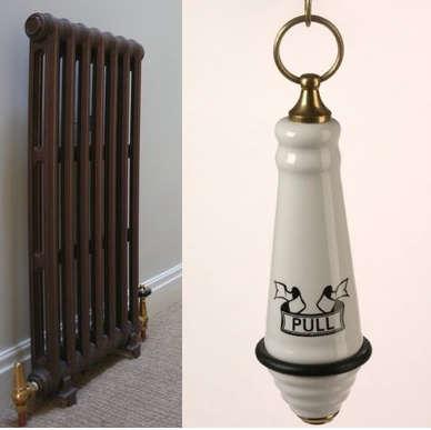 holloways radiator loo pull